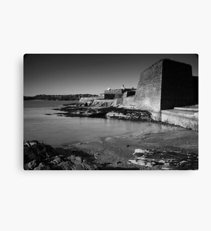 Charles Fort Canvas Print