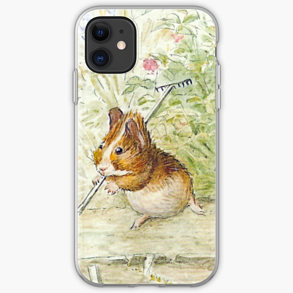 Guinea Pig Gardeners - Beatrix Potter iPhone Case & Cover