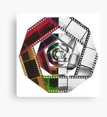 Color & Monochrome  Canvas Print