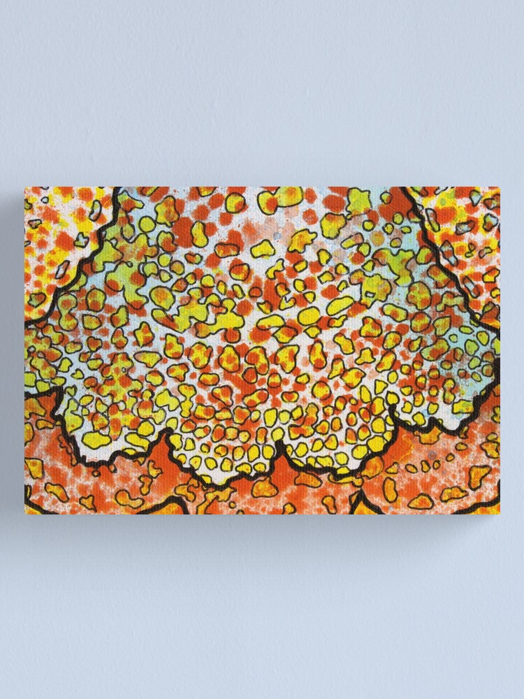 Alternate view of 2, Inset A Canvas Print