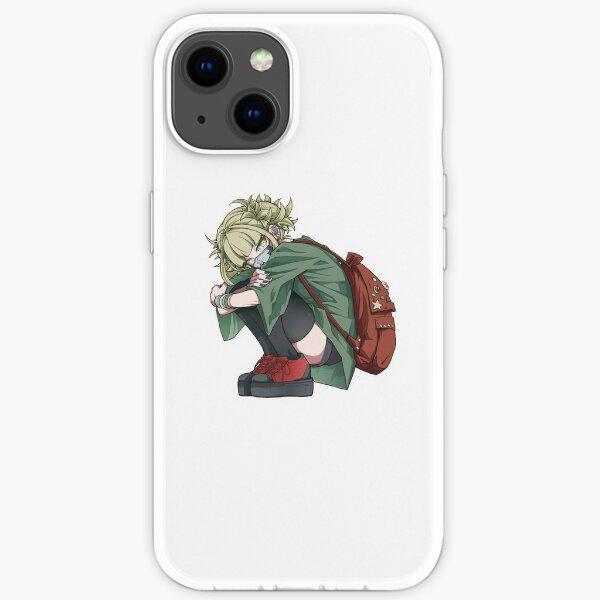 Modern Himiko Toga Funda blanda para iPhone