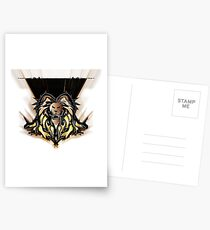 Alionbull Postcards