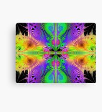 Colorful Visions of Spring Canvas Print