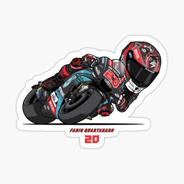 FABIO QUARTARARO V - 1 Sticker