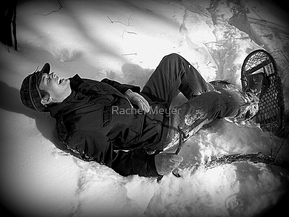 Snowshoeing Woes by Rachel Meyer