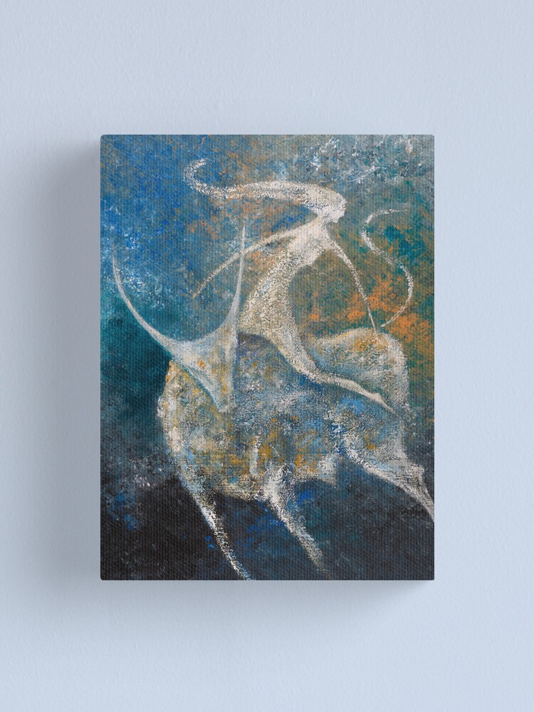 Alternate view of EUROPA AND THE BULL Canvas Print