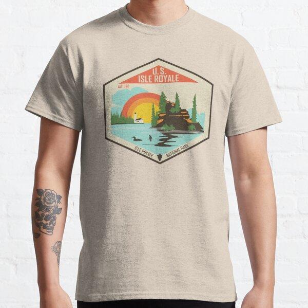 Isle Royale National Park Classic T-Shirt