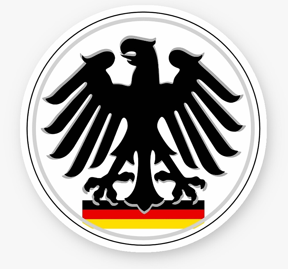 German Army Eagle ....Bundeswehr Eagle 1949 by edsimoneit