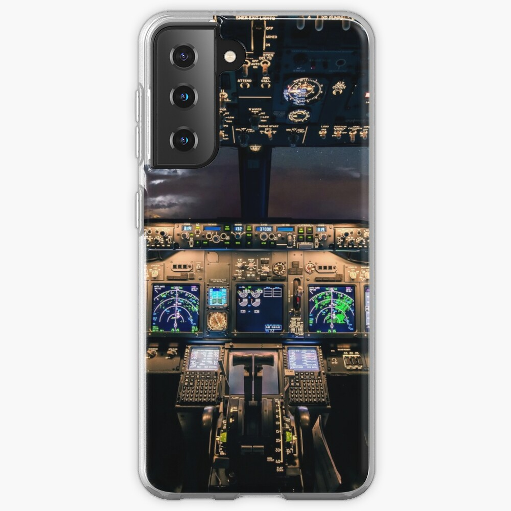 Stormfront ahead Case & Skin for Samsung Galaxy
