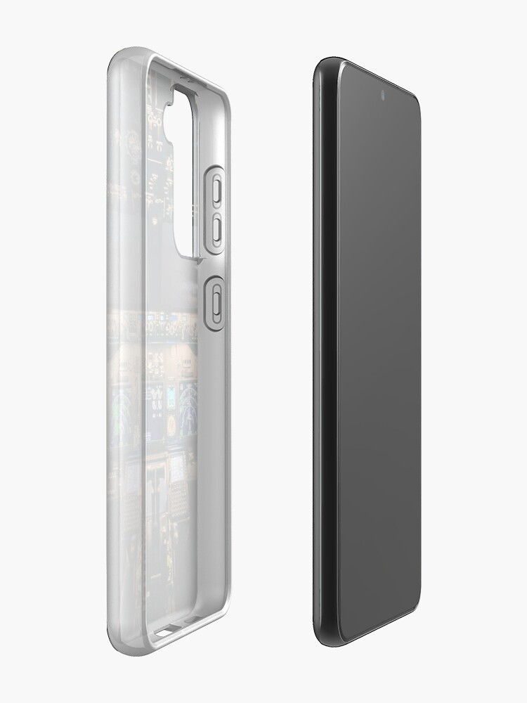 Alternate view of Stormfront ahead Case & Skin for Samsung Galaxy