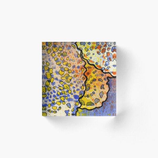 3, Inset B Acrylic Block