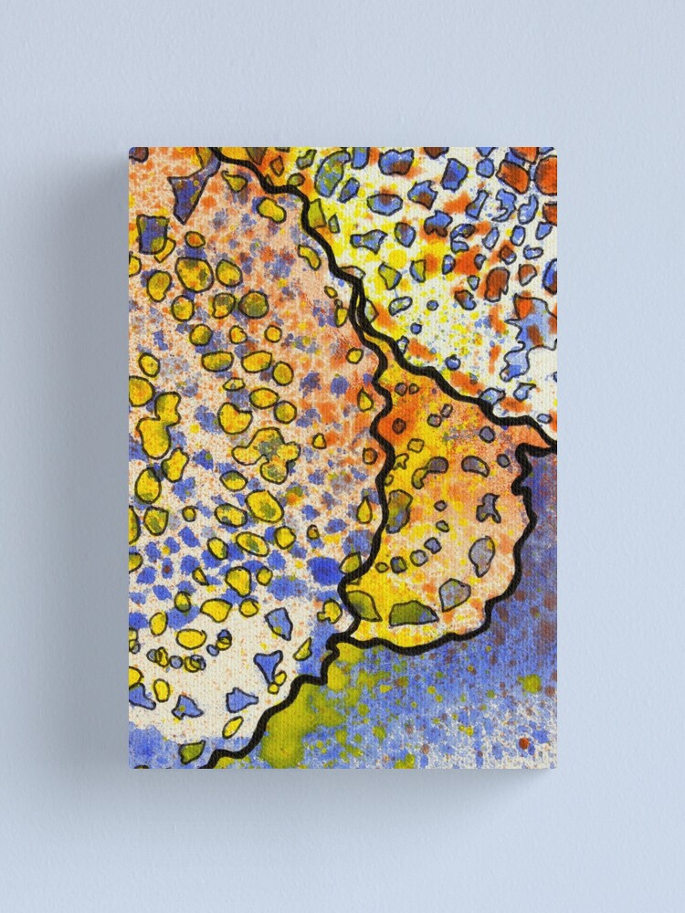 Alternate view of 3, Inset B Canvas Print