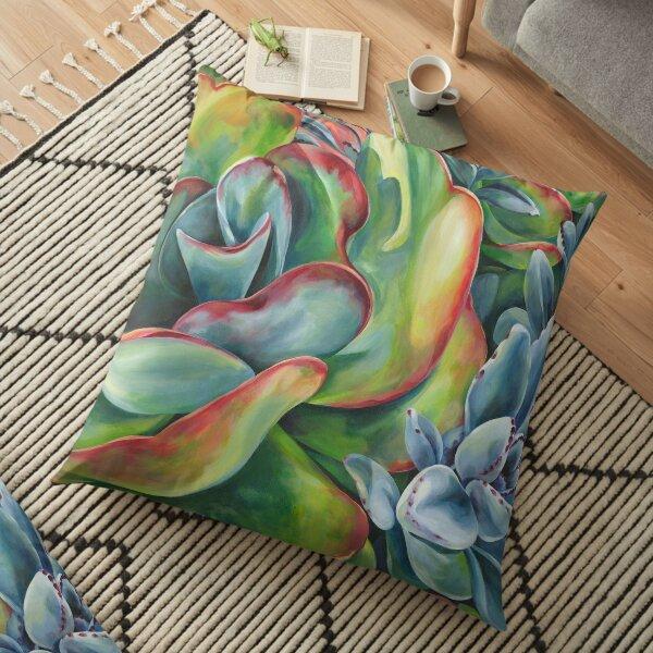 O So Succulent! Floor Pillow