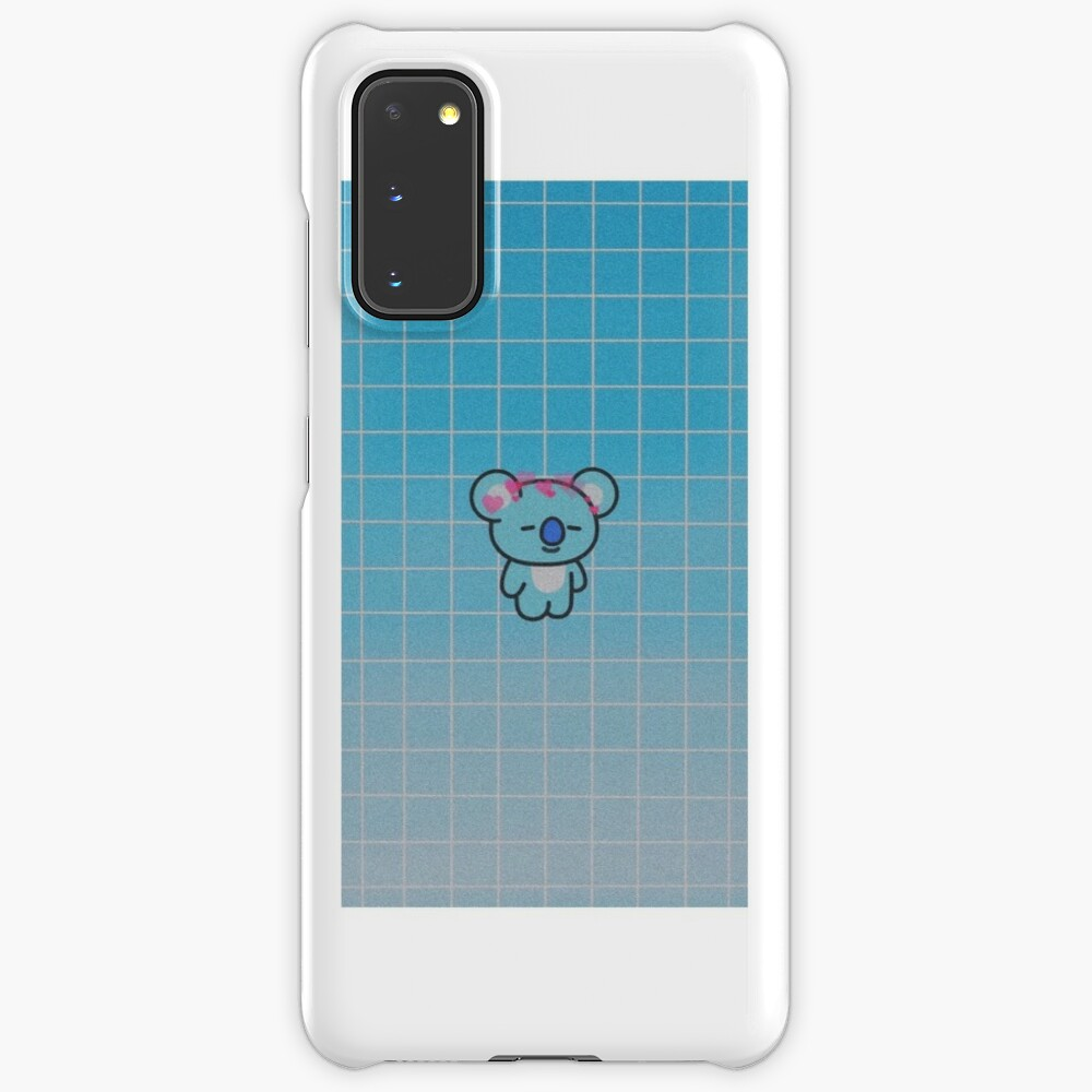 Bt21 Koya Wallpaper Edit As A Case More Case Skin For Samsung Galaxy By Twicesarmy Redbubble
