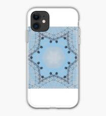 Wire Stars iPhone Case