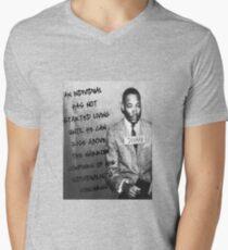 MLK Men's V-Neck T-Shirt