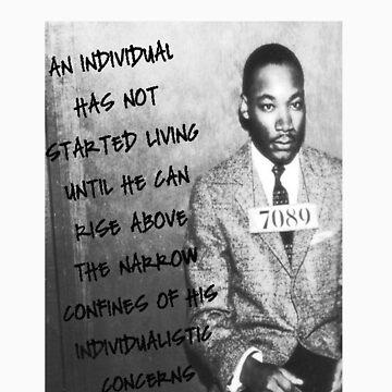 MLK by dabear