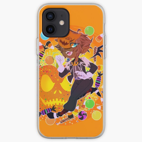 Halloween Town Sora [Kingdom Hearts] iPhone Soft Case