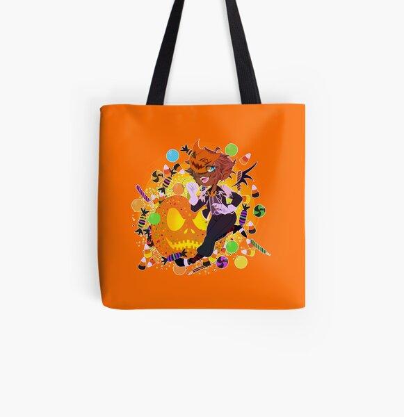 Halloween Town Sora [Kingdom Hearts] All Over Print Tote Bag