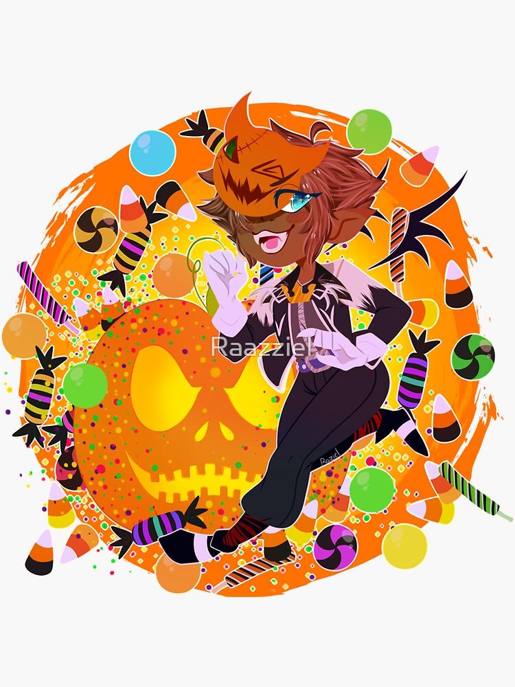 Halloween Town Sora [Kingdom Hearts] by Raazziel