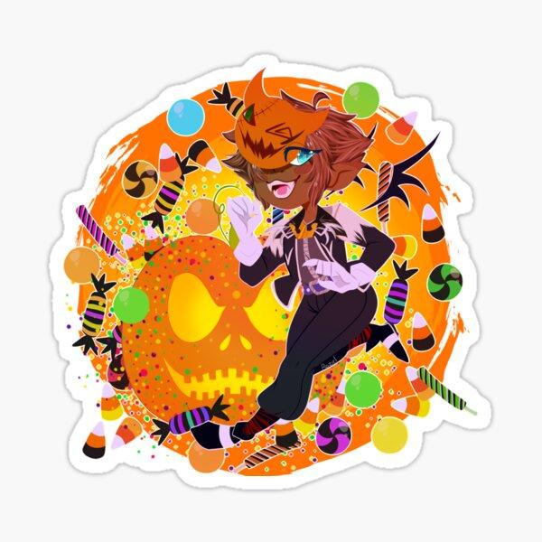 Halloween Town Sora [Kingdom Hearts] Sticker