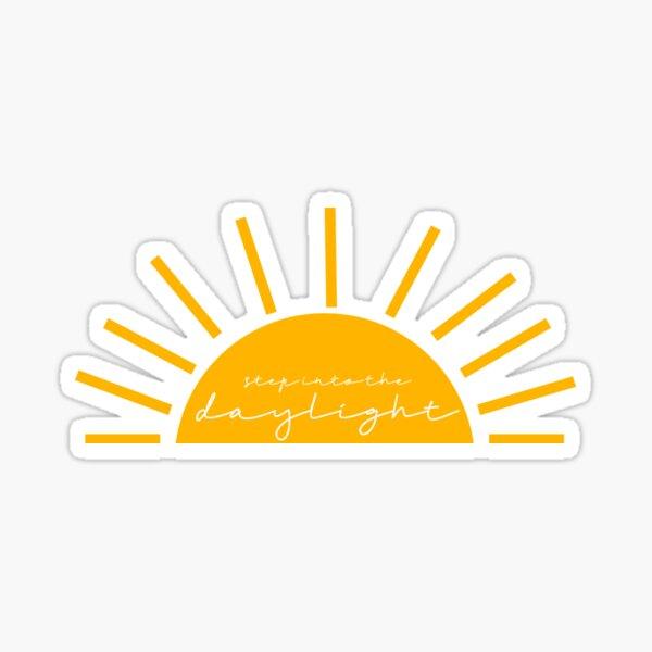 Tageslicht Sticker