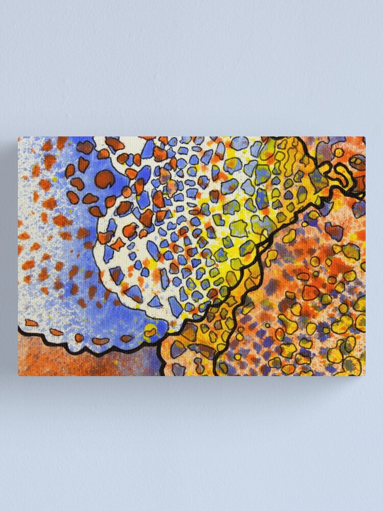 Alternate view of 3, Inset C Canvas Print