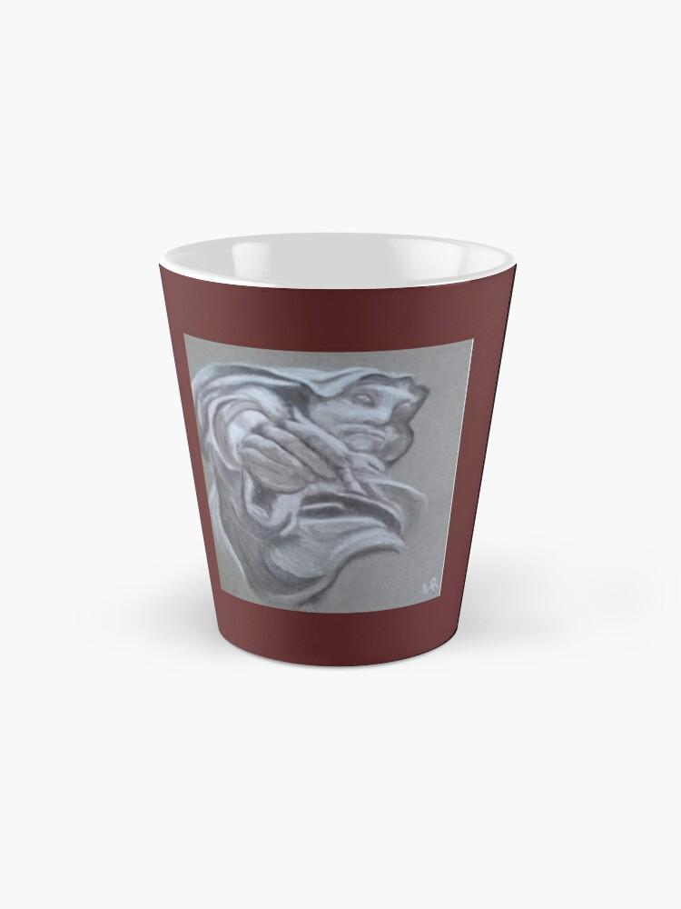 Alternate view of STATUE Mug