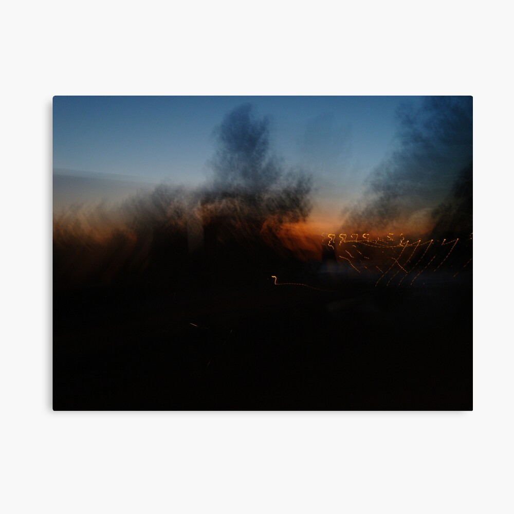 Electric Chicanery Canvas Print