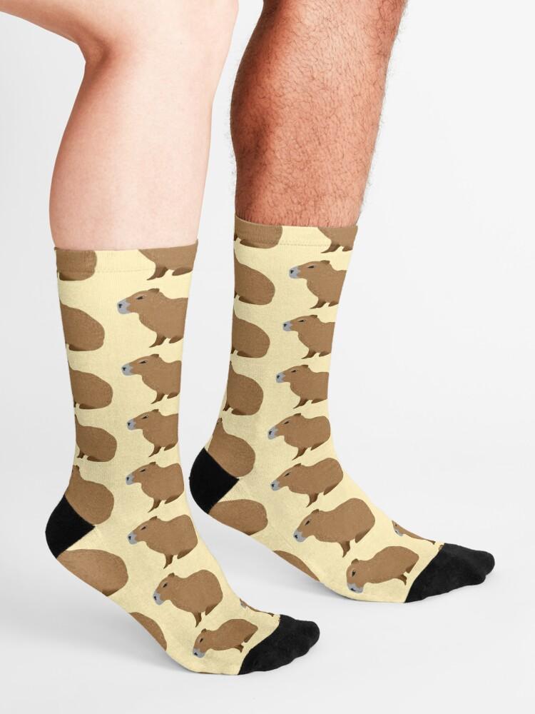 Alternate view of Capybara Socks