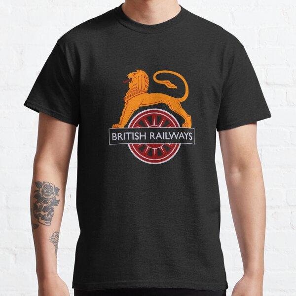 Vintage British Railways Design Classic T-Shirt