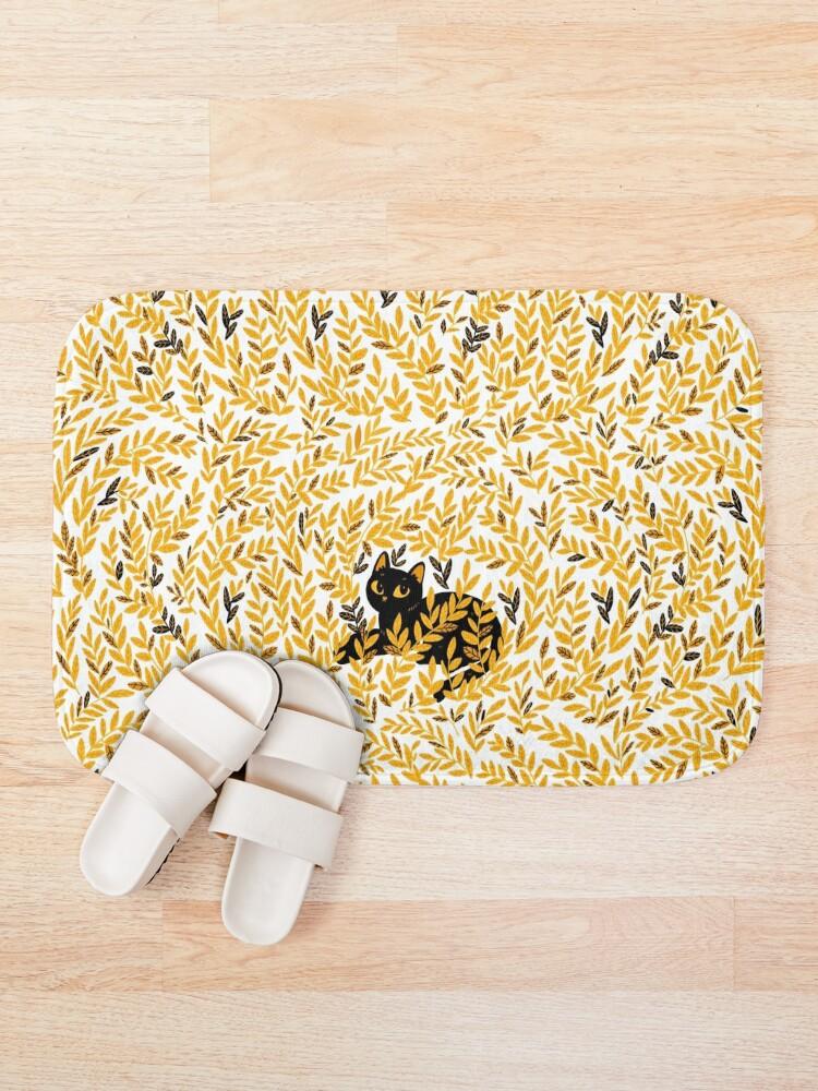 Alternate view of Honey Bath Mat