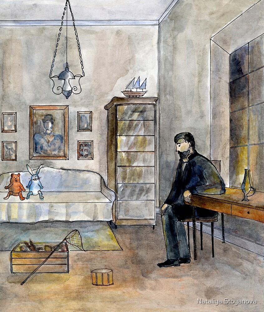 Christmas (Stories of Vladimir Nabokov) by Nataliya Stoyanova