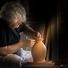 The Potter II by Clare Colins