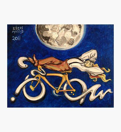 Cycle Dreams Photographic Print