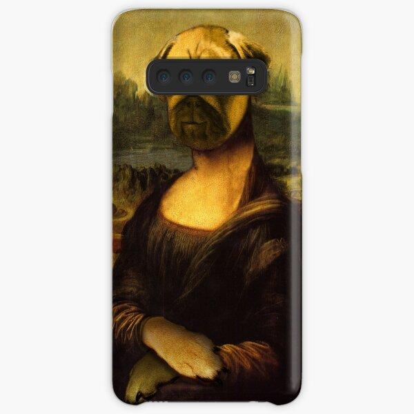 Mona Lisa Pug Samsung Galaxy Snap Case