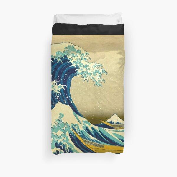 La gran ola Funda nórdica