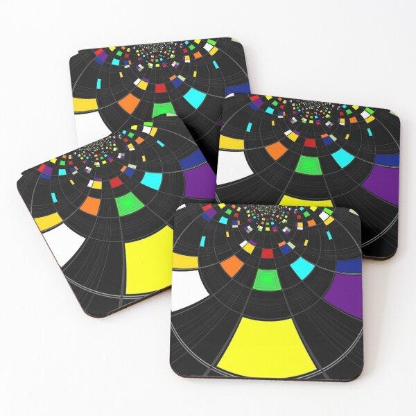 Upside Down Coasters (Set of 4)