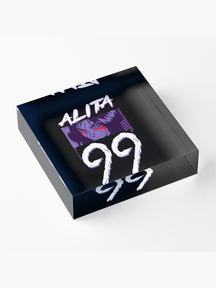 Alternate view of 99 Alita Acrylic Block