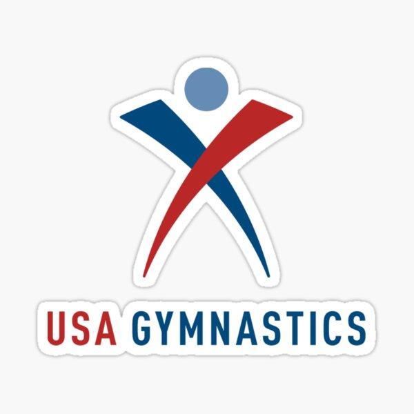 Team USA Gymnastics Sticker