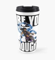 Amara The Siren Are You Enough? Borderlands 3 The Tiger of Partali Travel Mug