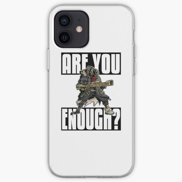 FL4K The Beastmaster Are You Enough? Borderlands 3 Rakk Attack! iPhone Soft Case
