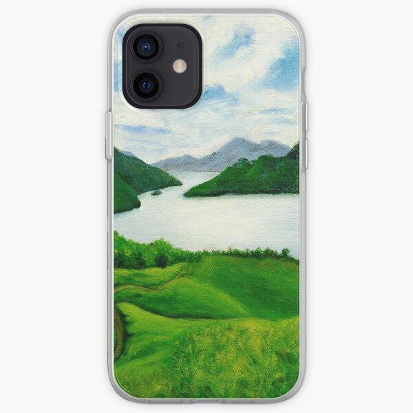 Loch Lomond Peace iPhone Soft Case