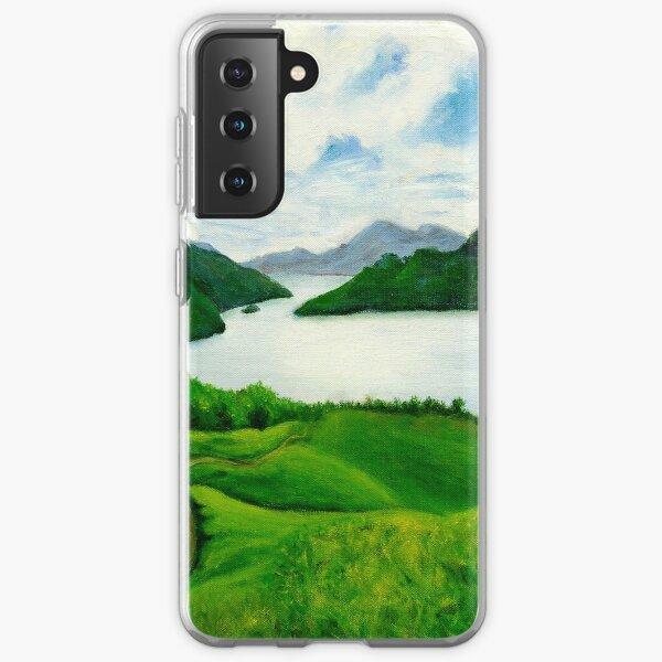 Loch Lomond Peace Samsung Galaxy Soft Case