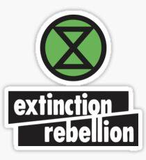 Top Selling Extinction Rebellion Merchandise Sticker
