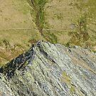 Sharp Edge Blencathra by mikebov