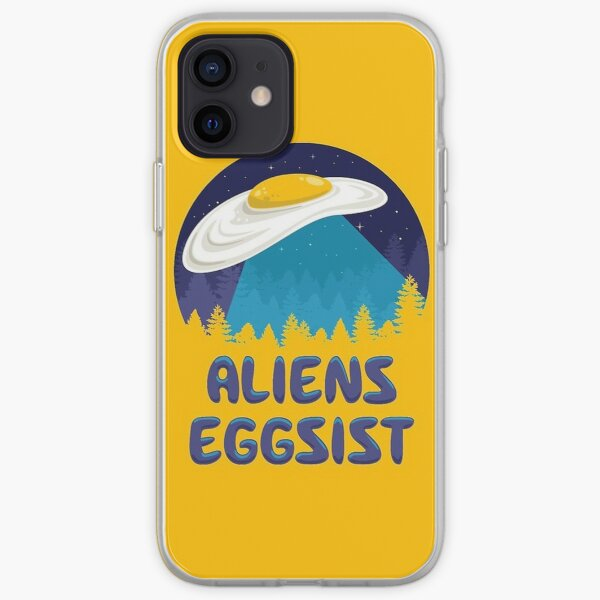 Aliens Eggsist iPhone Soft Case