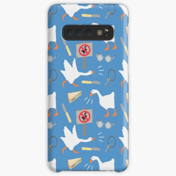 it's a lovely day in the village Samsung Galaxy Snap Case