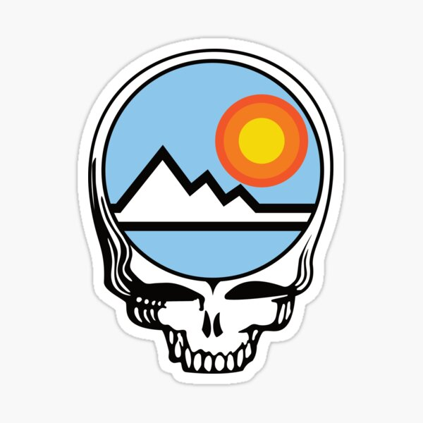 Steal Your Sunny Day Sticker