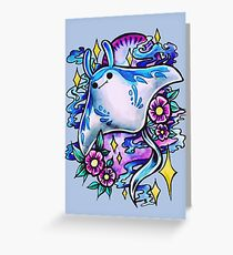 Mantine Greeting Card